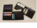Leather Wallet & Credit Card Flap