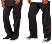 Gordon Chef Pants - Avail in: Black