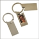 RECTANGULAR PHOTO FRAME KEYRING