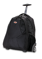 Trolley Backpack   - Black