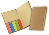 Sticky Memo Book - Avail in: Beige
