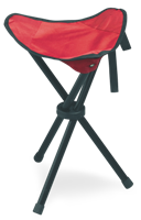 Carp Fishing Tripod Chair - Red