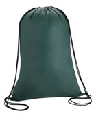 Drawstring Non Woven Backpack - Avail in: Green