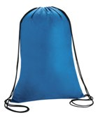 Drawstring Non Woven Backpack - Avail in: Royal
