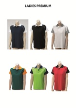 Ladies Premium Golf Shirt