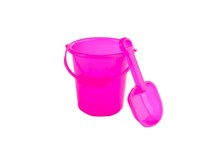Spade and bucket set