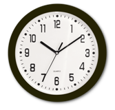 Bo Wall Clock - Black