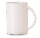 Chicago Coffee Mug - White