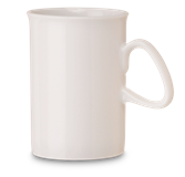 Paris Coffee Mug - White