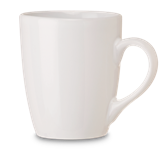 California Coffee Mug - White