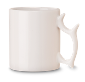 Spanish Coffee Mug - White