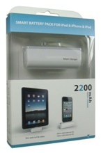Smart Charger for iPad/iPhone/iPod