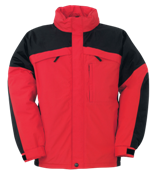 Waterproof Parka - Red