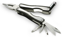 Centurion 7 Function Multi Tool - Black