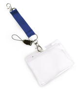 Short Lanyard - Blue