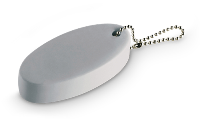 Float Keyring - Grey