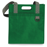 Dual Carry Tote - Green
