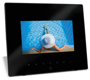 Digital Photo Frame - Black