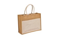 Eco friendly jute Panama Bag