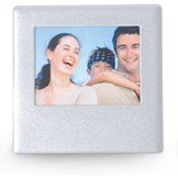 Magnetic Mini Frame - Silver