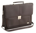 Brief Case 3 Divider - Avail in: Brown