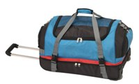Double Decker Puller Bag - Avail in: Blue