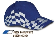 Checkered Flag Cap