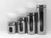 Canister Ss Casing 0.60L