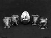 Egg Cup Set With Timer