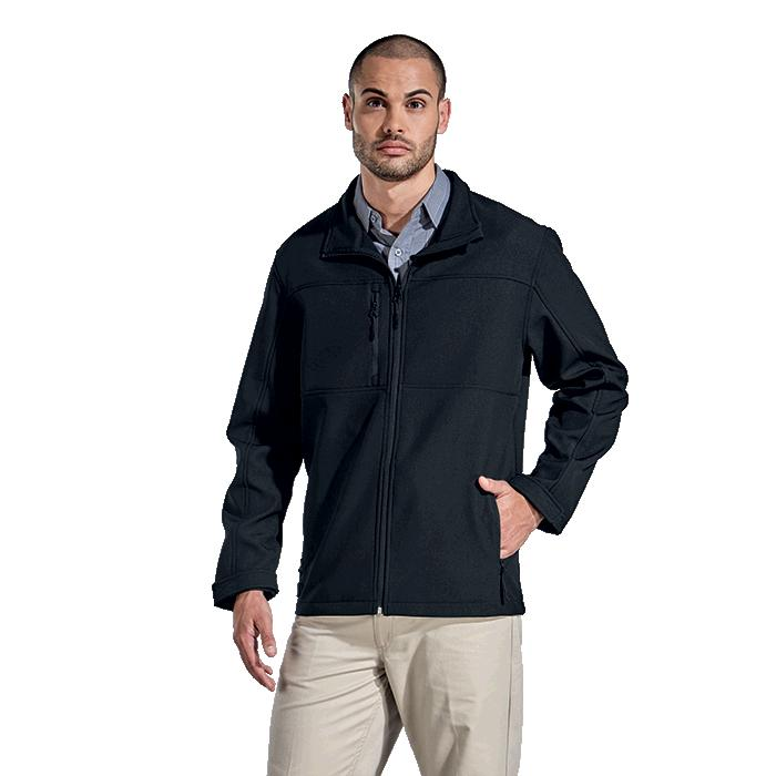 Barron Huxley Jacket - Avail in: Black or Navy