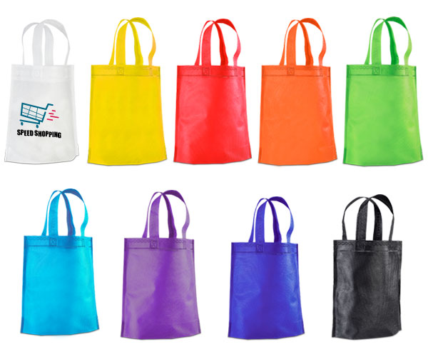 Giveaway Bag - Avail in: Black, White, Orange, Red, Green, Yello