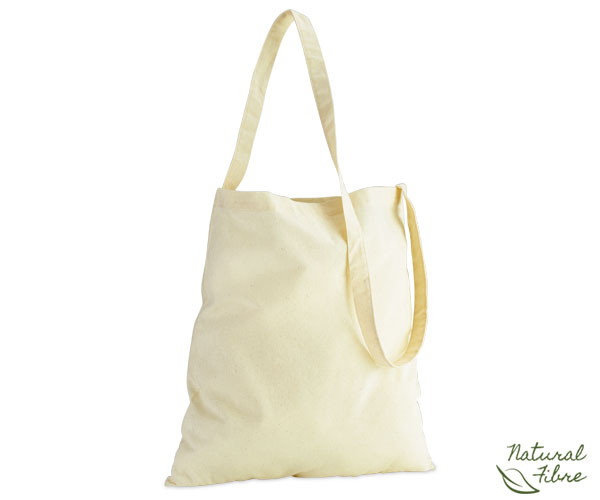 Eco-Cotton Sling Bag - Avail in: Natural
