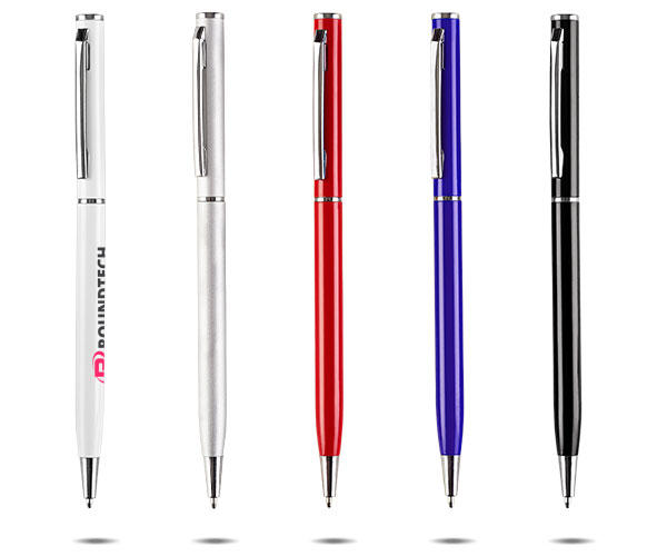 Landmark Pen - Avail in: Black, White, Silver, Red, or Blue