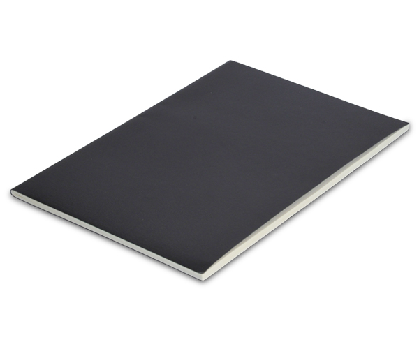 Slick A5 Notebook - Avail in: Black