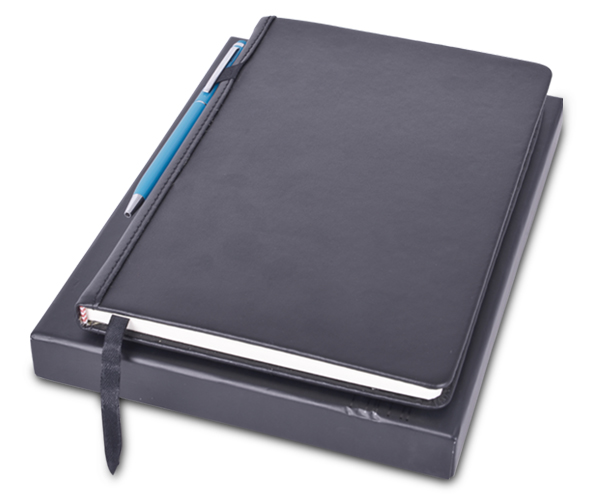 Huxtable Journal & Pencil Set - Avail in: