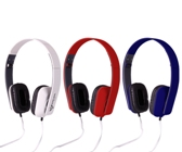 Yomax Headphones - Avail in: White, Red, Blue