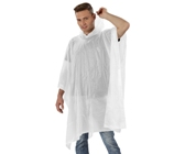 Rainaway Poncho - Avail in: White, Red, Yellow, Pink, Clear