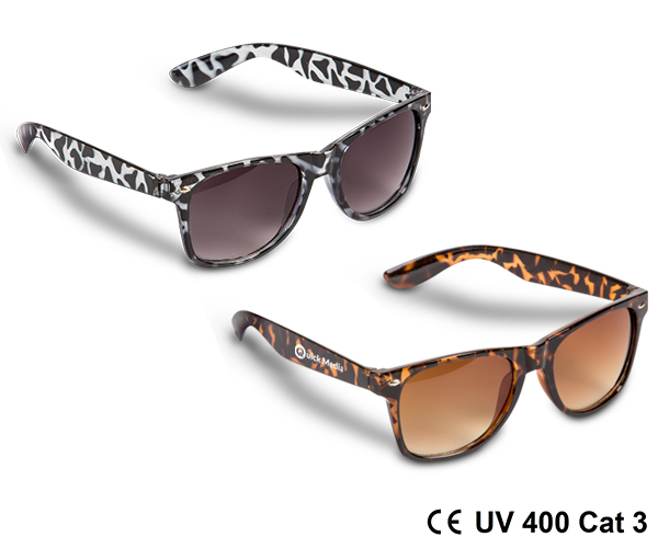 Montego Sunglasses - Avail in: Black or brown