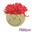 Moptopper Screen Cleaner Stress Toy - Avail in: Red , Blue, Lime