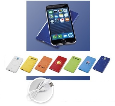 Bristol Wireless Charger & 4000mAH Power Bank