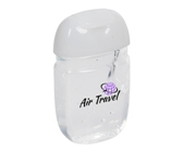 Go-Bac Hand Sanitizer Gel - Avail in: White