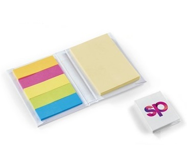 Headline Memo Pad 7 Sticky Flags