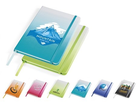 Santiago A5 Notebook