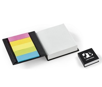 Evoke Memo Pad & Sticky Flags