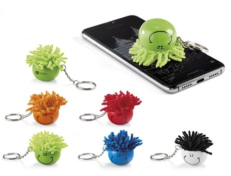 MopTopper Screen Cleaner Keyholder