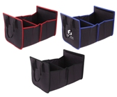 Boot Organizer - Avail in: Black / Black, Black / Red, Black / N