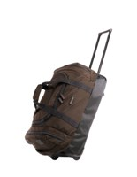 Cellini Gear  X-Large Trolley Duffle With B/Pack Straps Bronze