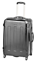 Cellini Quattro  4-Wheeler Carry-On Trolley Raven Black   Sterli