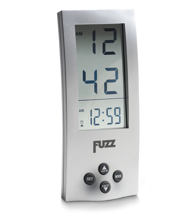 Digital Dual Timezone Clock