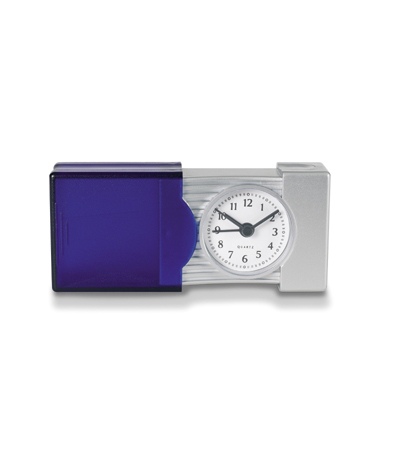 Slide Travel Clock